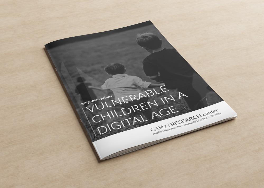 Vulnerable Children in a Digital AgePrimer-English-